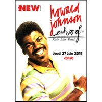 Affiche Jazz  HOWARD JOHNSON & ECHOES OF © Fnac Spectacles