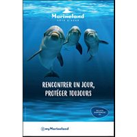 Affiche Parc d'attraction  MARINELAND + KID'S ISLAND © Fnac Spectacles