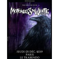 Affiche Hard-rock/Métal  MOTIONLESS IN WHITE © Fnac Spectacles