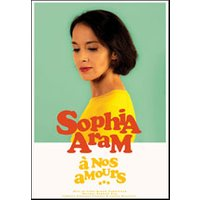 Affiche One man/woman show  SOPHIA ARAM A NOS AMOURS © Fnac Spectacles