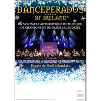 Affiche Danse traditionnelle  DANCEPERADOS OF IRELAND © Fnac Spectacles