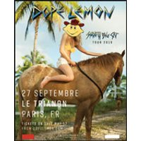 Affiche Pop-rock / Folk  DOPE LEMON © Fnac Spectacles
