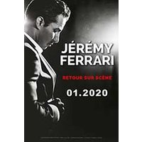Affiche One man/woman show  JEREMY FERRARI © Fnac Spectacles