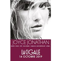 Affiche Pop-rock / Folk  JOYCE JONATHAN © Fnac Spectacles