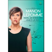 Affiche Humoristes  MANON LEPOMME © Fnac Spectacles
