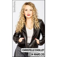 Affiche Humoristes  CHRISTELLE CHOLLET © Fnac Spectacles