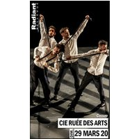Affiche Danse contemporaine  COSTARD © Fnac Spectacles