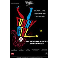 Affiche Comédie musicale  FUNNY GIRL - THE MUSICAL © Fnac Spectacles