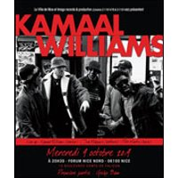 Affiche Jazz  KAMAAL WILLIAMS © Fnac Spectacles