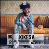 Affiche Rap/Hip-hop/Slam  KIKESA © Fnac Spectacles