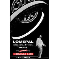 Affiche Rap/Hip-hop/Slam  LOMEPAL © Fnac Spectacles