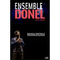 Affiche One man/woman show  DONEL JACK'SMAN © Fnac Spectacles