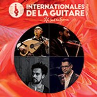 Affiche Musiques d'Orient & Maghreb  TAKHT - CREATION EGYPTE © Fnac Spectacles