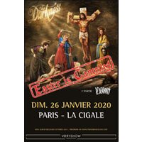 Affiche Rock  THE DARKNESS © Fnac Spectacles