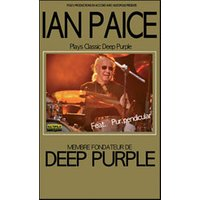 Affiche Rock  IAN PAICE FEAT PURPENDICULAR © Fnac Spectacles