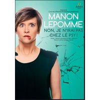 Affiche One man/woman show  MANON LEPOMME © Fnac Spectacles
