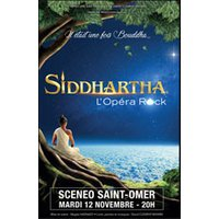 Affiche Comédie musicale  SIDDHARTA © Fnac Spectacles