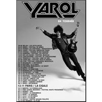 Affiche Pop-rock / Folk  YAROL © Fnac Spectacles