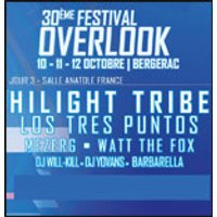 Affiche Rock  HILIGHT TRIBE, LOS TRES PUNTOS, © Fnac Spectacles