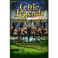 Affiche Musiques de France & Europe  CELTIC LEGENDS © Fnac Spectacles