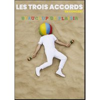 Affiche Pop-rock / Folk  LES TROIS ACCORDS © Fnac Spectacles