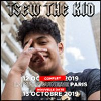 Affiche R'n'B/Soul/Funk  TSEW THE KID © Fnac Spectacles