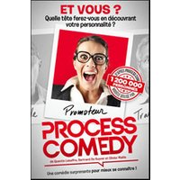 Affiche Humoristes  PROCESS COMEDY © Fnac Spectacles