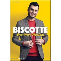 Affiche One man/woman show  BISCOTTE © Fnac Spectacles