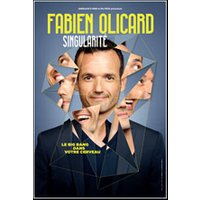 Affiche One man/woman show  FABIEN OLICARD © Fnac Spectacles