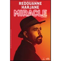 Affiche One man/woman show  REDOUANNE HARJANE © Fnac Spectacles