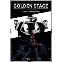 Affiche Danse Hip Hop  GOLDEN STAGE TOUR © Fnac Spectacles