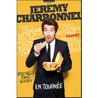 Affiche One man/woman show  JEREMY CHARBONNEL © Fnac Spectacles