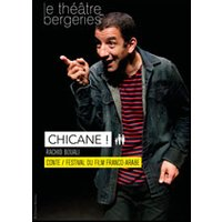 Affiche Conte  CHICANE ! © Fnac Spectacles