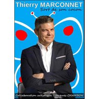 Affiche Humoristes  THIERRY MARCONNET © Fnac Spectacles
