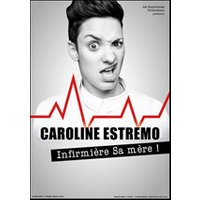 Affiche One man/woman show  CAROLINE ESTREMO © Fnac Spectacles