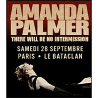 Affiche Pop-rock / Folk  AMANDA PALMER © Fnac Spectacles