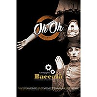 Affiche Mime  OH OH © Fnac Spectacles