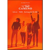 Affiche Pop-rock / Folk  THE BAND CAMINO © Fnac Spectacles
