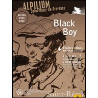 Affiche Blues/Country  BLACK BOY © Fnac Spectacles