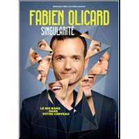 Affiche Humoristes  FABIEN OLICARD © Fnac Spectacles