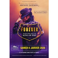 Affiche Comédie musicale  FOREVER © Fnac Spectacles
