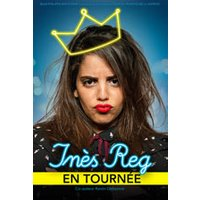 Affiche Humoristes  INES REG © Fnac Spectacles