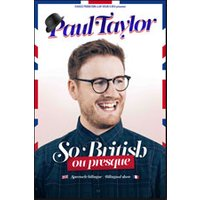 Affiche One man/woman show  PAUL TAYLOR © Fnac Spectacles