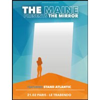 Affiche Rock  THE MAINE © Fnac Spectacles