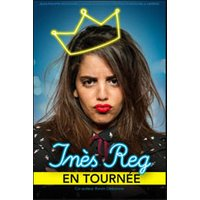 Affiche One man/woman show  INES REG © Fnac Spectacles