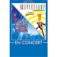 Affiche Pop-rock / Folk  ROCK LEGENDS : TOURNÉE 2020 © Fnac Spectacles