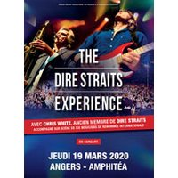 Affiche Pop-rock / Folk  THE DIRE STRAITS EXPERIENCE © Fnac Spectacles