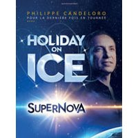 Affiche Grand spectacle  HOLIDAY ON ICE © Fnac Spectacles