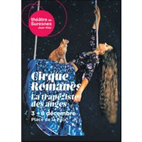 Affiche Cirque traditionnel  CIRQUE ROMANES © Fnac Spectacles