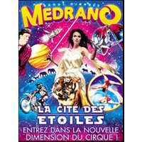 Affiche Cirque traditionnel  CIRQUE MEDRANO © Fnac Spectacles